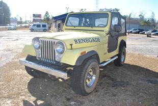 1988 Jeep Wrangler 4WD