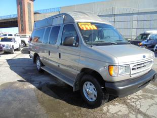 2002 Ford E350 Super Duty XL Extended Wagon