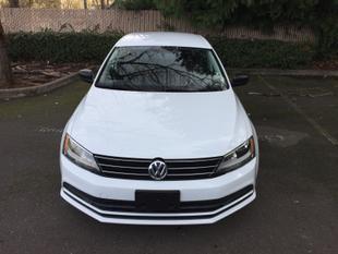 2015 Volkswagen Jetta 2.0L TDI S