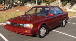 1987 Nissan Stanza
