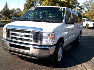 2009 Ford E250