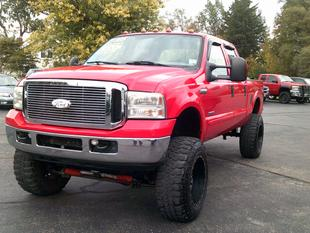 2006 Ford F-250 XLT Crew Cab Super Duty