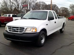 1999 Ford F-150 Work Series SuperCab
