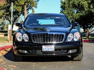 2009 Maybach Type 62 S