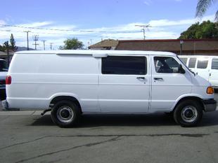 1998 Dodge Ram Van B3500