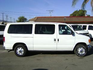 2006 Ford E150 XLT Wagon