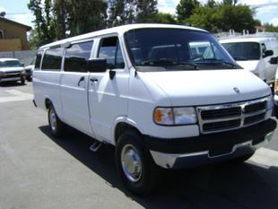 1997 Dodge Ram Van B3500
