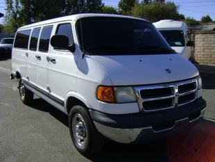 2002 Dodge Ram Van 2500