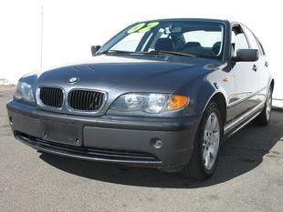 2002 BMW 325 xi
