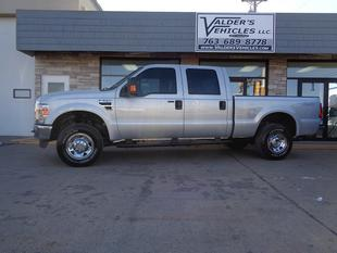 2008 Ford F-250 XLT Crew Cab Super Duty