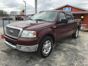2004 Ford F-150 Hertage Lariat SuperCrew