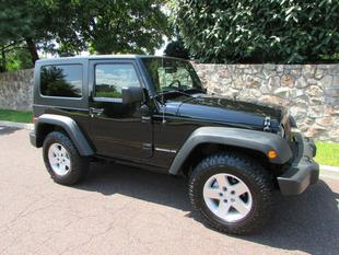 2009 Jeep Wrangler Rubicon