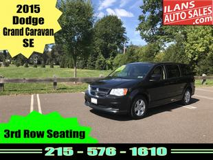 2015 Dodge Grand Caravan AVP/SE