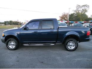 2003 Ford F-150 XLT SuperCrew