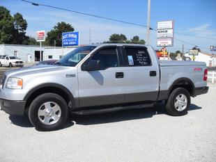 2005 Ford F-150 FX4 SuperCrew