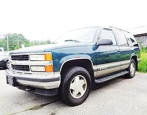 Used Tahoe For Sale Near Me >> Used 1999 Chevrolet Tahoe for Sale Near Me | Cars.com