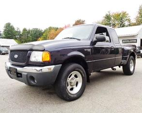 2001 Ford Ranger Edge SuperCab
