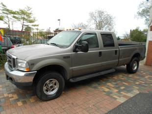 2002 Ford F-250 Lariat Crew Cab Super Duty