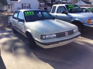 1991 Oldsmobile Cutlass Ciera
