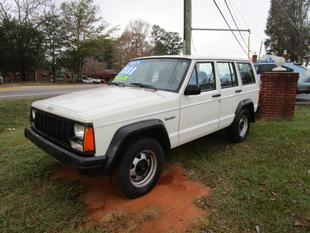 1996 Jeep Cherokee SE 4WD