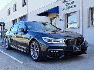 2017 BMW 750 i xDrive