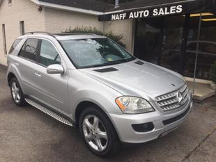 2008 Mercedes-Benz ML320 CDI 4MATIC