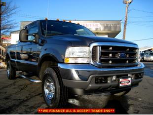 2004 Ford F-250 XLT SuperCab Super Duty