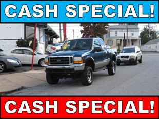 2000 Ford F-250 Lariat SuperCab Super Duty