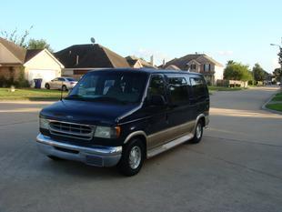 2002 Ford E150