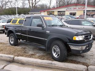 2002 Mazda B4000 Cab Plus