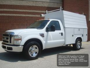 2008 Ford F-350 XLT Super Duty