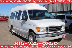 2003 Ford E350 Super Duty Extended