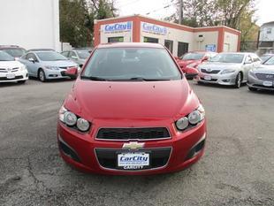 2012 Chevrolet Sonic 1LT
