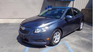 2013 Chevrolet Cruze 1FL