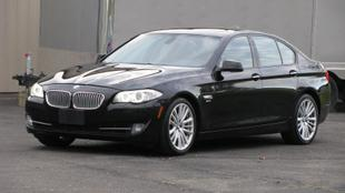 2011 BMW 550 i xDrive