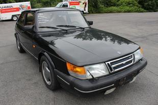 1993 Saab 900 Turbo