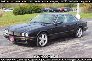 2002 Jaguar XJ Sport