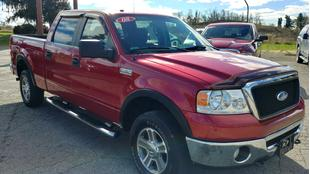 2008 Ford F-150 XLT SuperCrew
