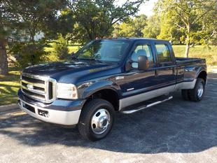 2006 Ford F-350 XLT Crew Cab Super Duty