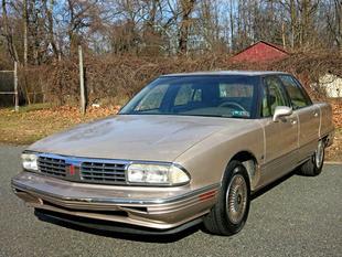 1994 Oldsmobile Ninety-Eight Regency