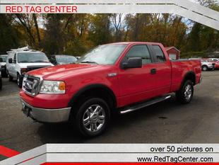 2008 Ford F-150 XLT SuperCab