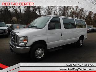 2012 Ford E350 Super Duty XLT