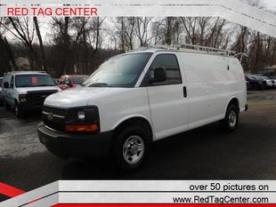 2010 Chevrolet Express 2500 Work Van