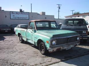1971 Chevrolet C10/K10