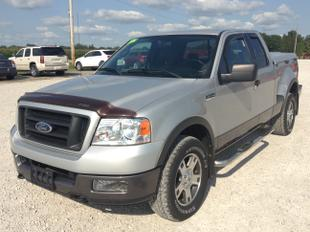 2004 Ford F-150 FX4 SuperCab Flareside