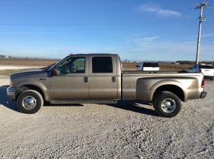2003 Ford F-350 Lariat Crew Cab Super Duty