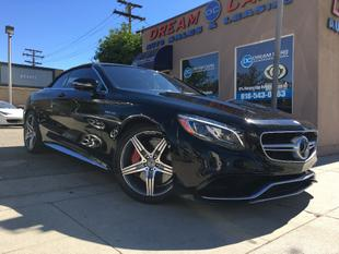2017 Mercedes-Benz AMG S 63 Base 4MATIC