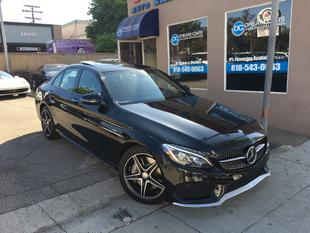2016 Mercedes-Benz C 450 AMG 4MATIC