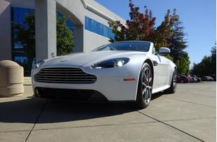 2012 Aston Martin V8 Vantage S Base
