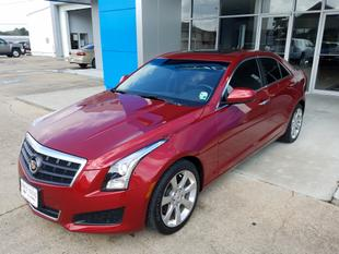 2014 Cadillac ATS 2.0L Turbo